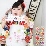 七五三の着物は購入?レンタル?プロおすすめ1万円以下の3歳女の子被布セット!