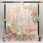 加賀友禅振袖ピンク色が百貨店の呉服セールの相場より安い!
