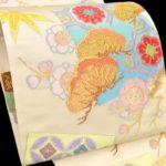 北尾織物袋帯が9万円相場は!30代や加賀友禅訪問着におすすめ!