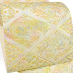 留袖に!龍村美術織物袋帯(白地)を相場より安く購入する!