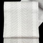 高級博多帯が安い!紬や小紋に最適!大倉織物本場筑前博多織八寸帯!