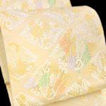 30代訪問着におすすめ!河村織物の唐織袋帯が激安59800円!相場・購入方法!