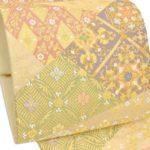 30代訪問着におすすめ!藤原織物袋帯が相場値段より激安49500円!