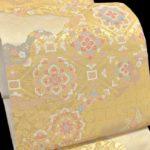 留袖・訪問着におすすめ!服部織物ゴールド袋帯が相場の半額以下!39800円購入方法は!