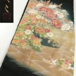 服部織物ゴールド袋帯と松井青々の留袖セットが25万円以下!相場・購入方法は!