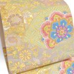 30代に北尾織物匠の袋帯が激安74800円で購入!おすすめ加賀友禅訪問着も