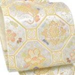 30代加賀友禅訪問着に!藤原唐織引き箔袋帯を相場より安く購入する方法!