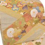 40代訪問着におすすめの中古品高級唐織袋帯が激安1万円以下!購入方法は