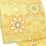 千總(ちそう)振袖に!川島織物本金引き箔本袋帯が超激安!8万円以下で購入
