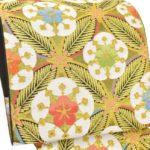 千總(ちそう)振袖におすすめ!豪華な川島織物本袋振袖帯が3日間限定で半額!