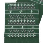 南風花織 本場琉球9寸名古屋帯(緑色)相場より6万円も安く購入する方法