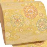 30代訪問着用帯を安く買う方法!小森織物袋帯が期間限定で相場の半額以下!