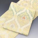 帯を安く買う方法!30代訪問着におすすめ藤井寛箔使い袋帯が相場より安い!