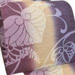 結城紬におすすめ!モダンな牛首紬袋帯が相場の値段の半額以下!画像あり