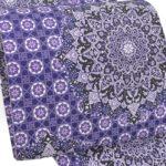 洋風柄のモダンな牛首紬袋帯が相場より安い!購入方法は!