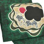 牛首紬九寸名古屋帯がコロナ禍で安い!紬の着物におすすめ!