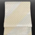 紀子さま着用柄の河村織物謹製袋帯が相場より安い!千總留袖に!