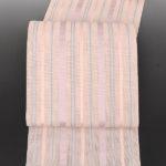 新垣結衣におすすめ!サーモンピンクのかわいい博多帯が安い!絞り浴衣に