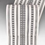 本場筑前博多織夏帯(白地)を安く買う方法!40代夏紬や浴衣に!