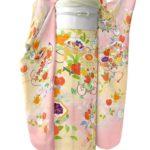 成人式に千總(ちそう)古典柄振袖が安い!人気のピンク色がおすすめ!